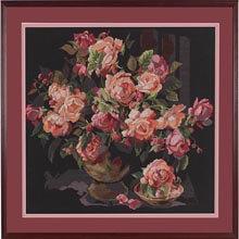 Bucilla 45474 Classic Roses