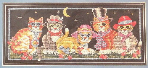 Sunset 13581 Cool cats