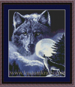 Kustom Krafts DAW-008 Spirit of the wolf
