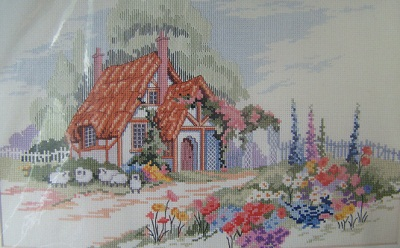 Dimensions 3683 Hollyhock Cottage