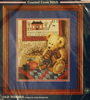 Creative Accents 7964 Antique Teddies