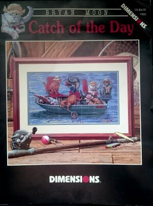 Dimensions 321 Catch of tye Day