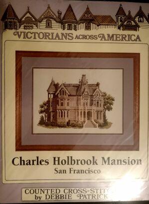 Debbie Patrick Charles Holbrook Mansion San Francisco
