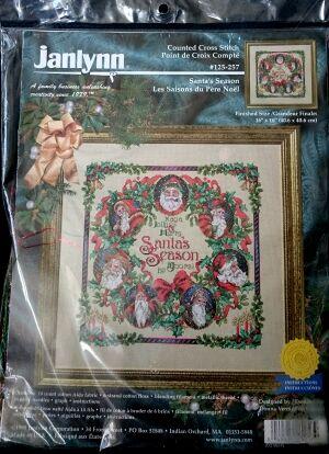 Janlynn 125-257 Santa's season