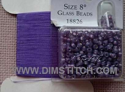 YLI Bead Thread-Lilac