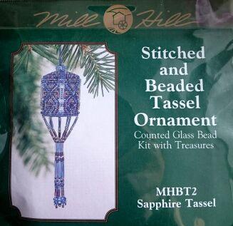 Mill Hill MHBT2 Sapphire Tassel