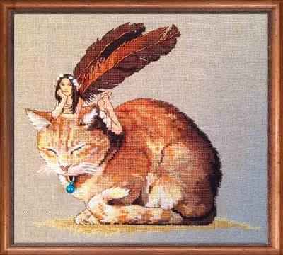 Nimue Fairycat