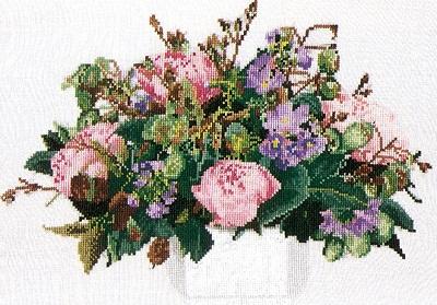 Thea Gouverneur GOK1080 Roses Bouquet