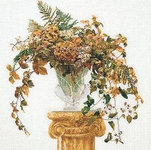 Thea Gouverneur GOK1083 Golden bouquet