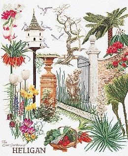 Thea Gouverneur GOK423 Lost Garden of Heligan