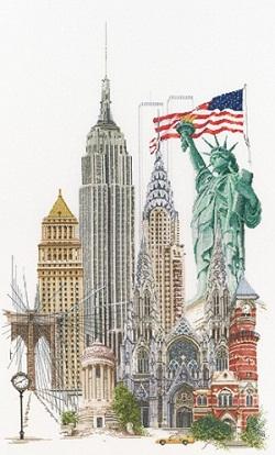 Thea Gouverneur GOK471 New York