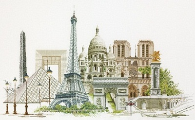 Thea Gouverneur GOK472 Paris