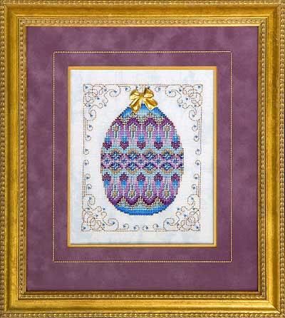 Blue-Violet Egg