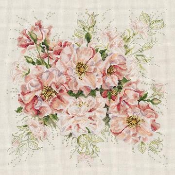 Janlynn 106-0057 Garden Roses