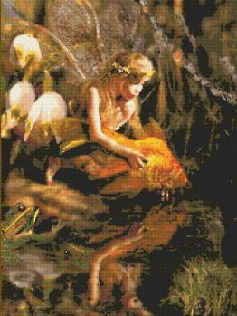 Kustom Krafts 9898 Golden fairy