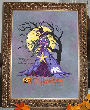 Passione Ricamo,RL44,Gothic Halloween