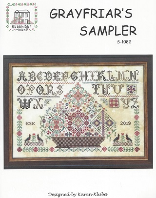 Rosewood Manor Grayfriar's Sampler