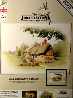Heritage crafts Anne Hathawey's Cottage