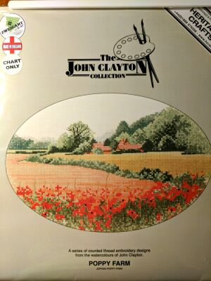 John Clayton Heritage crafts Poppy Farm
