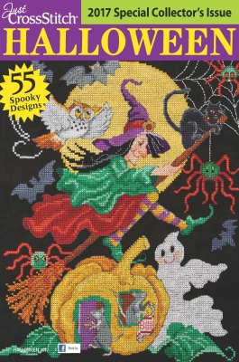 Just Cross-Stitch - Halloween Special Collector's Issue 2017