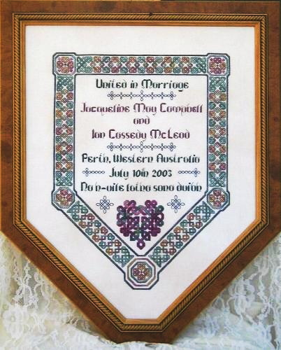 JM-Celtic Wedding Sampler