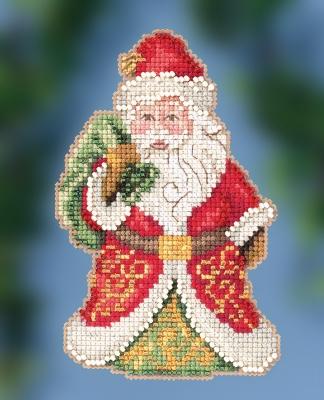 Mill Hill/Jim Shore JS202015 Gift Bearing Santa
