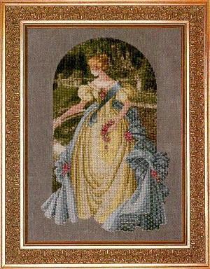 Lavender & Lace LL34 Quenn Anne's Lace