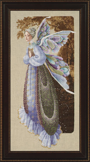 Lavender & Lace LL42 Fairy Grandmother