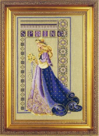 Lavender & Lace LL50 Celtic Spring