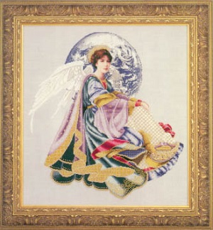 Lavender & Lace LL51 World peace angel