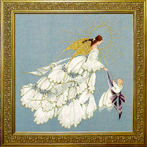 Lavender & Lace LL52 Angel of Mercy II