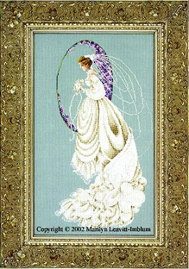 Lavender & Lace LL55 Spring bride