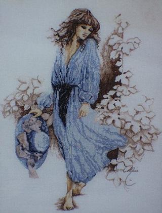 Lanarte Lady in Blue