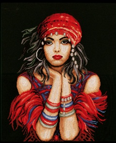 Lanarte PN144529 Gypsy Girl