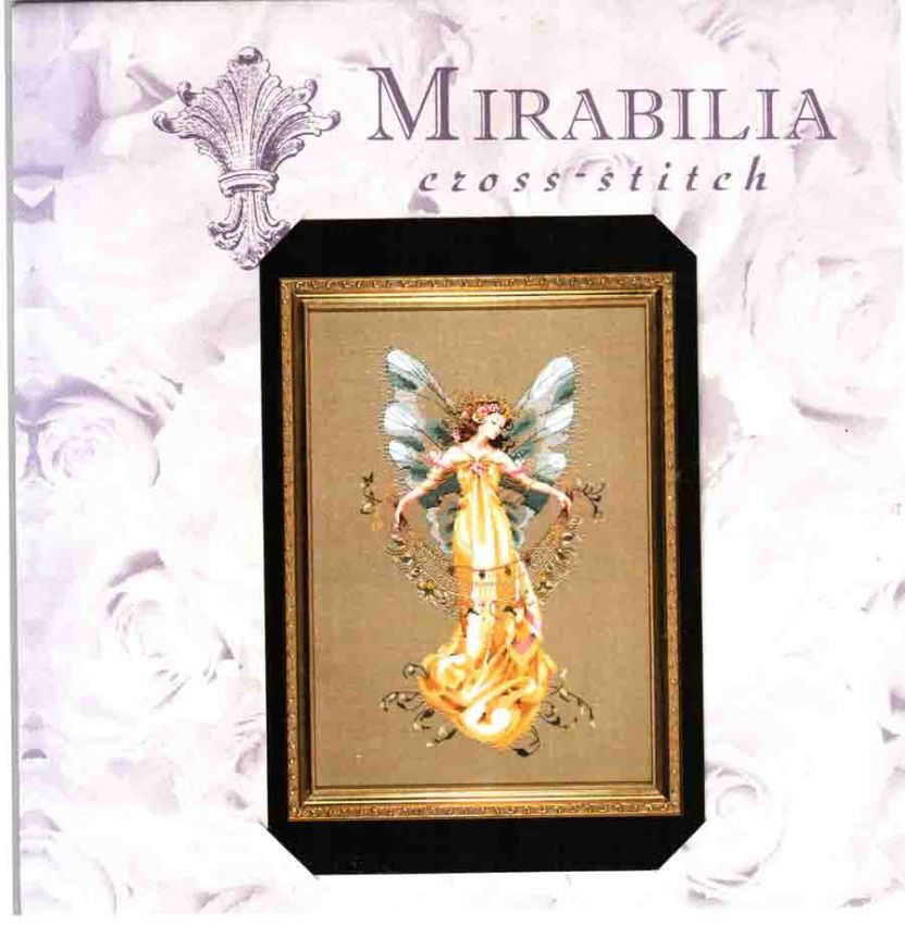 Mirabilia MD41 Adia, The Garden Fairy