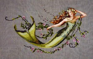 Mirabilia MD77 Emerald Mermaid
