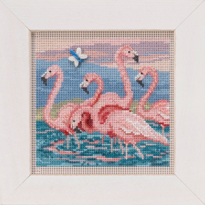 Mill Hill MH141916 Flamingos