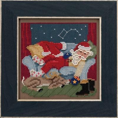 Mill Hill MH142133 Good Night Santa