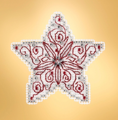 Mill Hill MH181932 Filigree Star