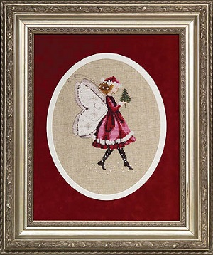 Nora Corbett Christmas Elf Fairy