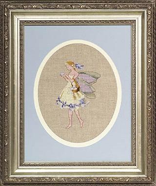 Nora Corbett Easter Fairy