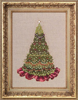 Nora Corbett Christmas Tree 2006