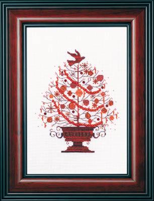 Nora Corbett Christmas Tree 2009