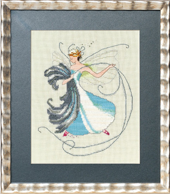 Nora Corbett Stitching Fairies-Floss Fairy Kit