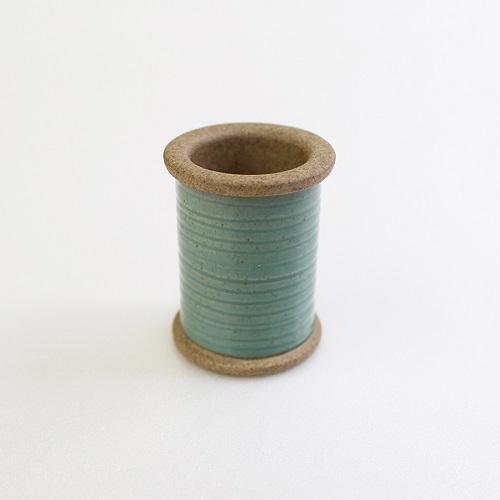 Cohana Magnetic Spool of Hasami Ware (Green)