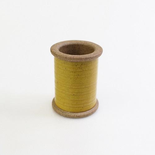 Cohana Magnetic Spool of Hasami Ware (Yellow)