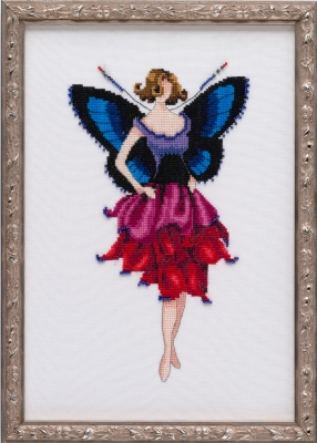 Nora Corbet NC228 Anemone  Pixie Blossom Collection