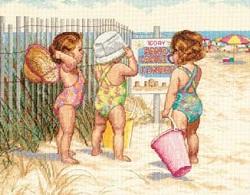 Dimensions 35216 Beach Babies