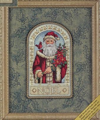 Dimensions 8747 Noel Santa