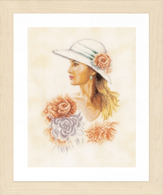 Lanarte PN162297 Lady with hat